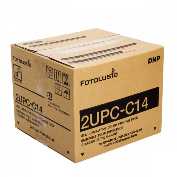 Fotolusio 2UPC-C14 2 x 200 Blatt