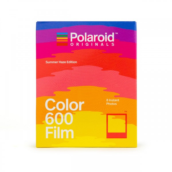 Polaroid 600 Color, -Summer Haze- 8 Bilder