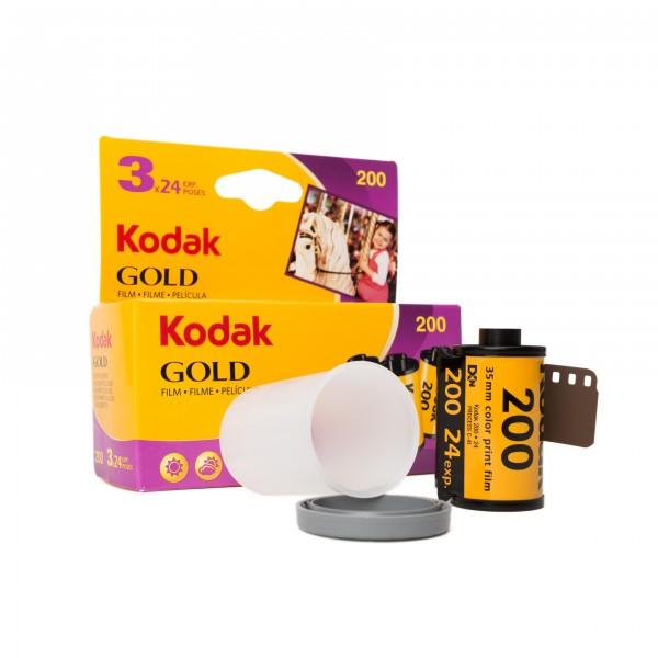 Kodak Gold 200 135-24 3er