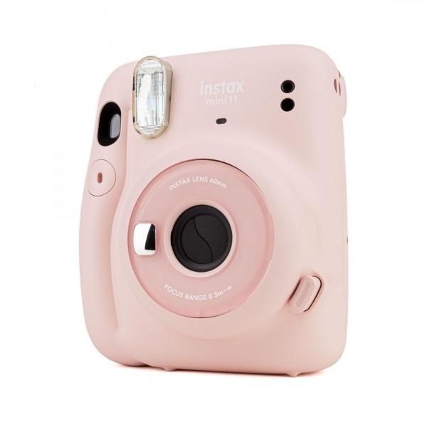 Fuji Instax Mini 11 Sofortbildkamera blush pink (bulk)