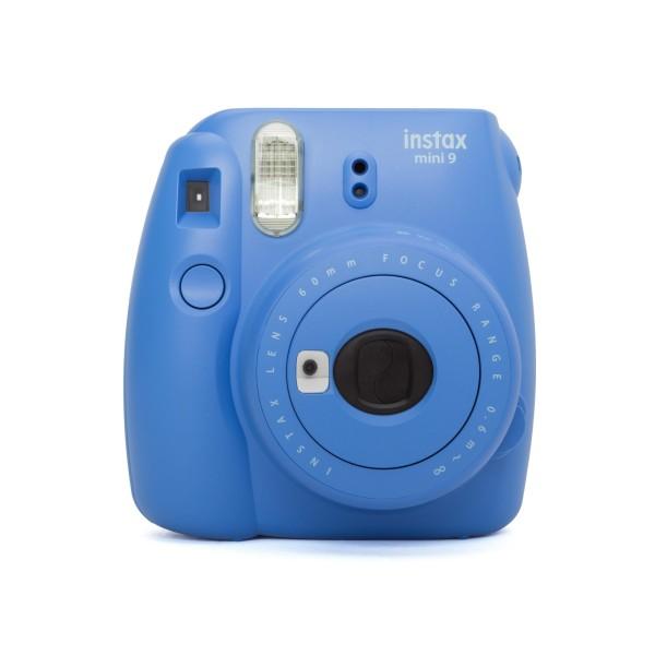 Fuji Instax Mini 9 Cobalt Blau