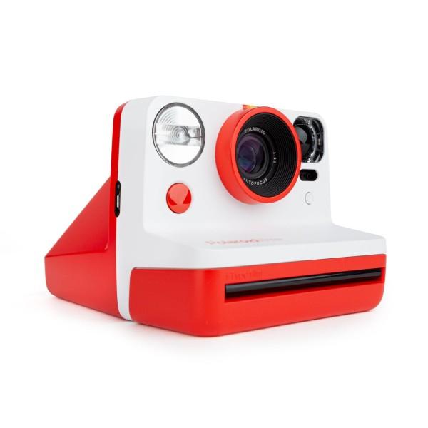 Polaroid Sofortbildkamera Now Rot (Red)