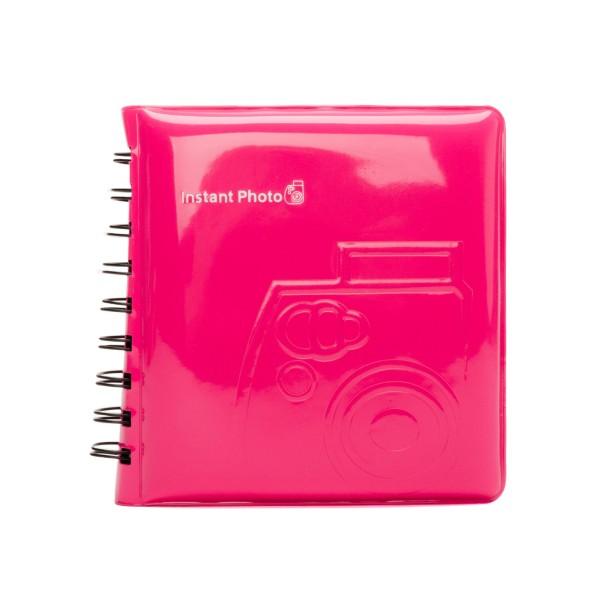 Fotoalbum Jelly für Fuji Instax Mini pink