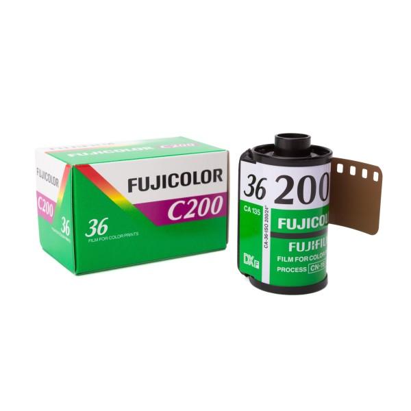 Fujifilm Fujicolor C200 135-36