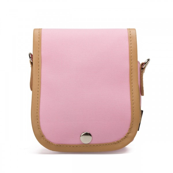 Fuji Instax Mini 8 Case/Tasche, Polyester pink