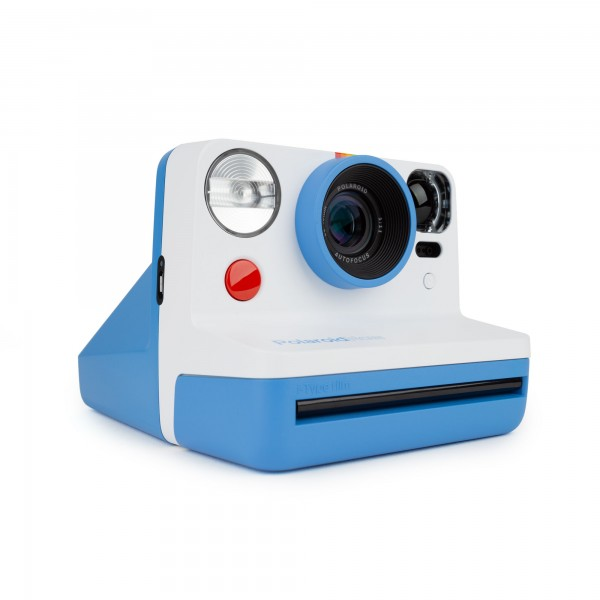 Polaroid Sofortbildkamera Now Blau (blue)
