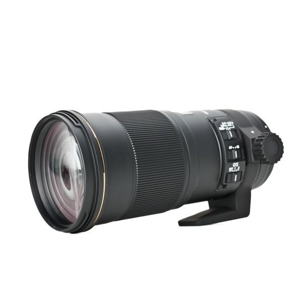 Sigma 180 mm f2.8 APO Macro EX DG OS HSM hochwertiges Makroobjektiv für Nikon FX