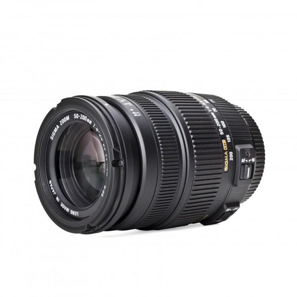 Sigma 50-200mm f4-5.6 DC OS HSM Pentax