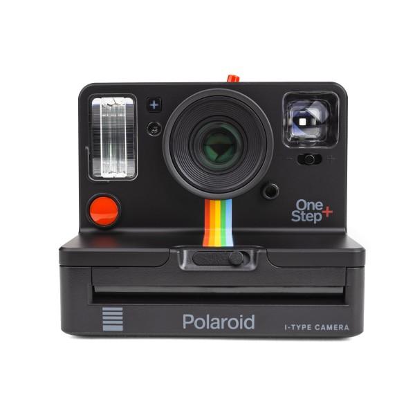 Polaroid OneStep+ Kamera schwarz