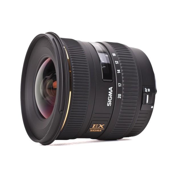 Sigma 10-20 mm f4-5.6 EX DC Digital HSM für Canon