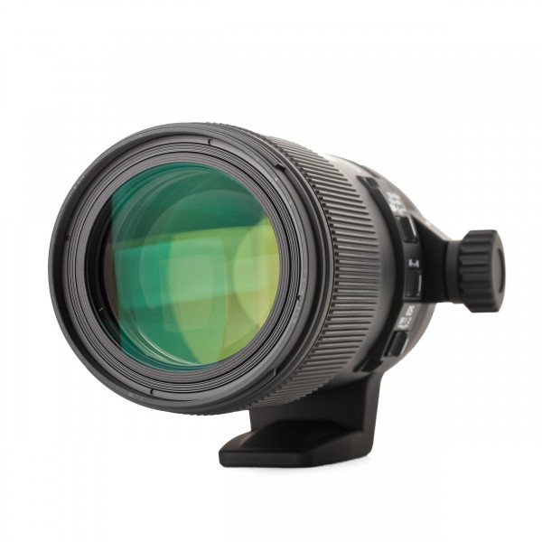Sigma 150 mm f2.8 APO Macro EX DG OS HSM für Nikon