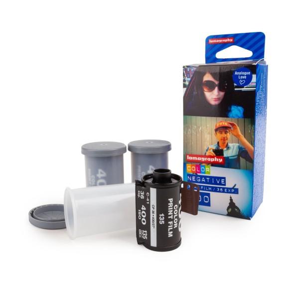 Lomography Color Negative 400 135-36 3er