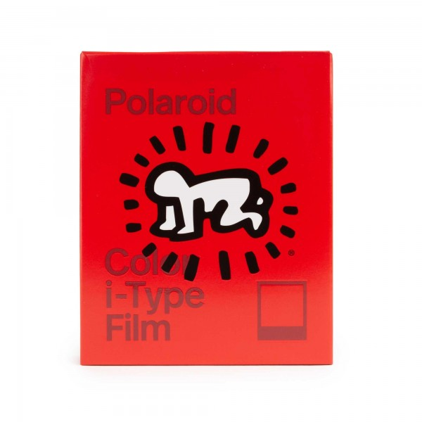 Polaroid I-Type Color - Keith Haring 2021 - 8 Bilder
