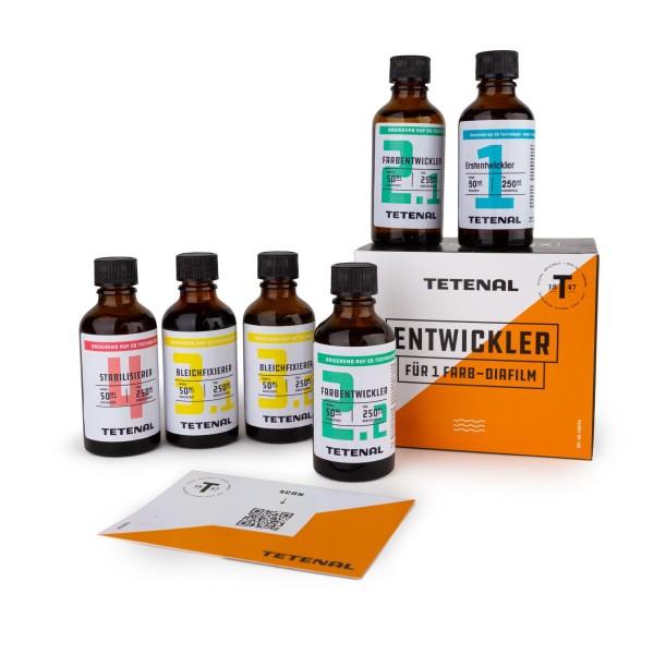 Tetenal Magic Box E-6 Kit