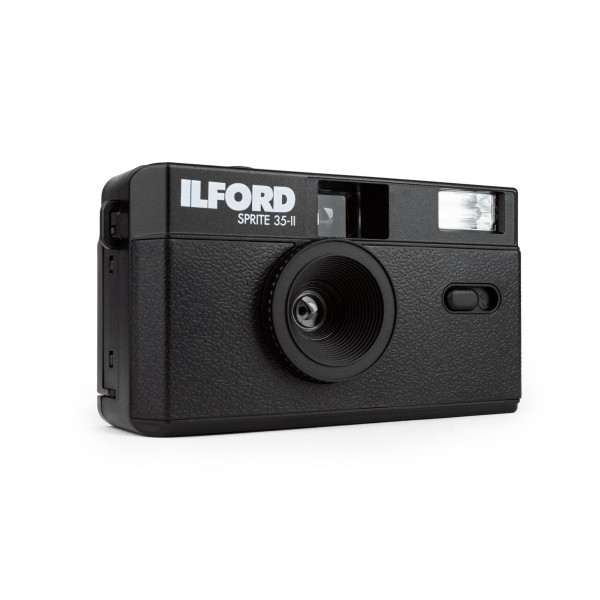 ILFORD Sprite 35-II Black