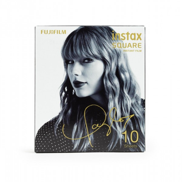 "Fuji Instax Square ""Taylor Swift"" Film 10 Blatt"
