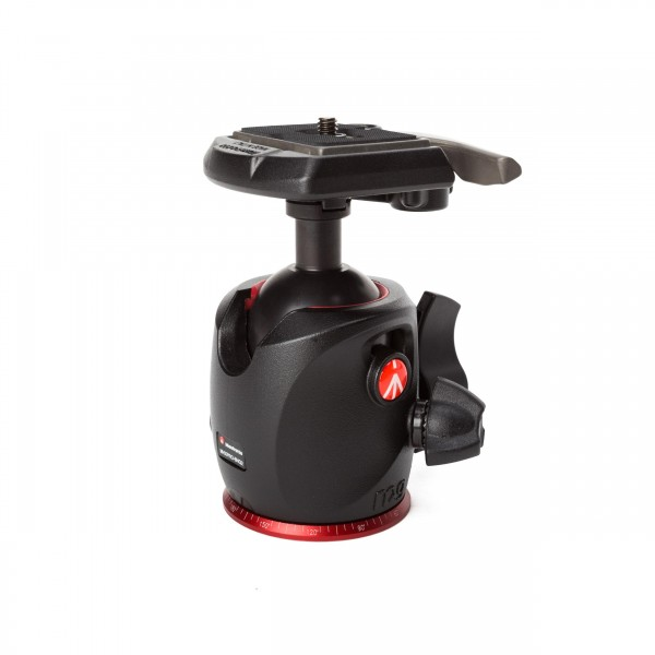 Manfrotto Kugelkopf MHXPRO-BHQ2 inkl. 200PL