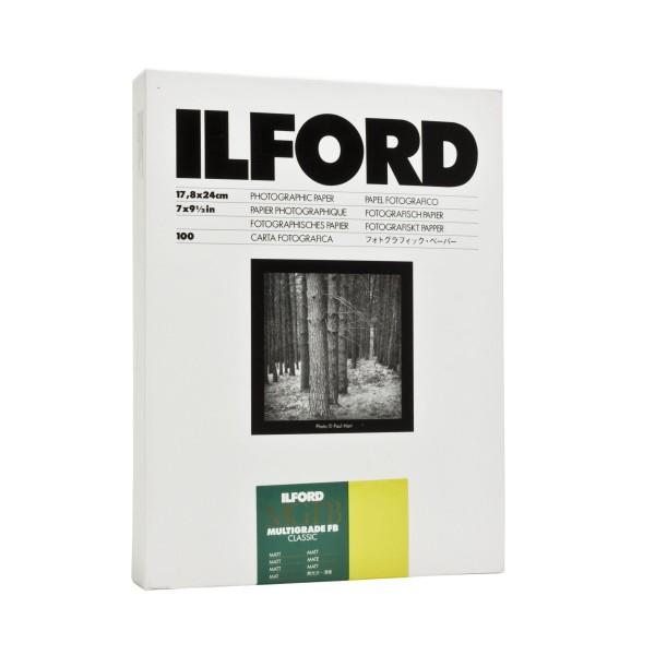 Ilford Multigrade FB Classic 5K matt 24 x 30,5 cm 50 Blatt