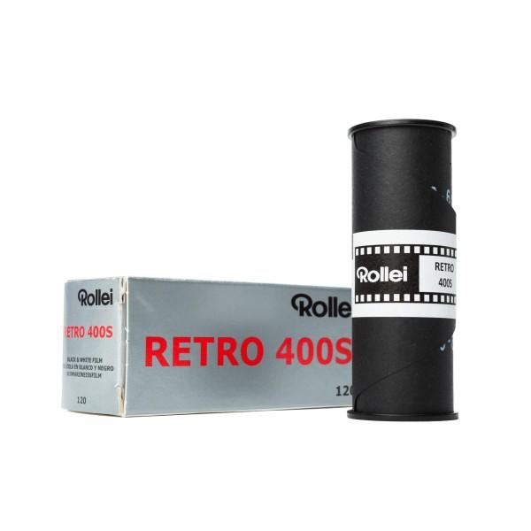 Rollei Retro 400S 120