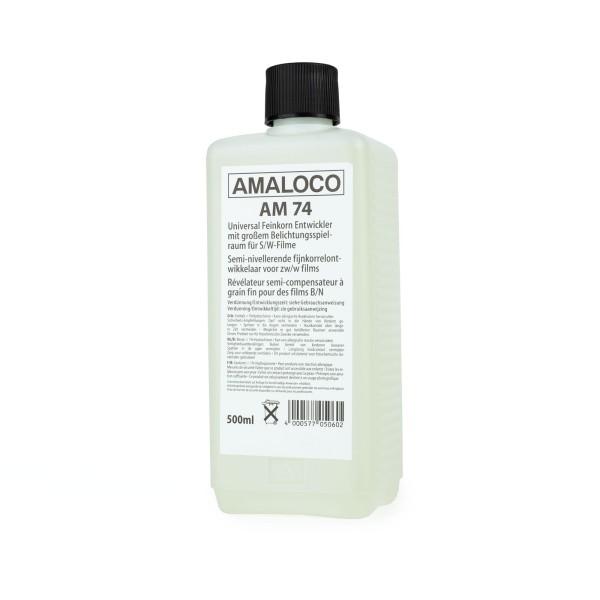AMALOCO S/W-Filmentwickler AM 74 500ml