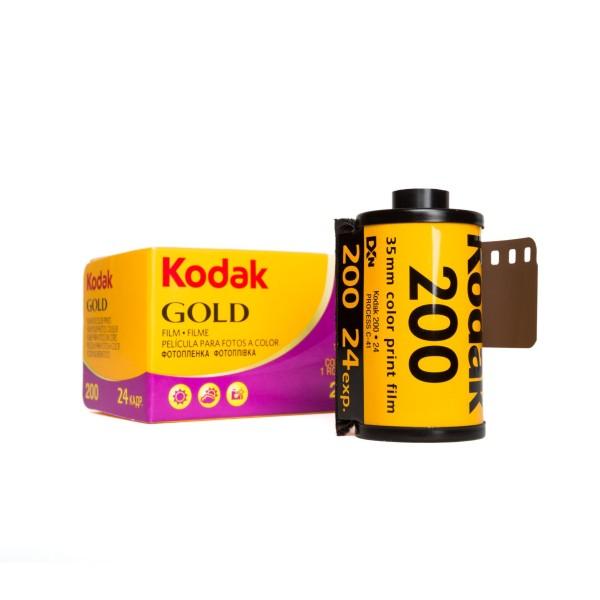 Kodak Gold 200 135-24 Doppelpack