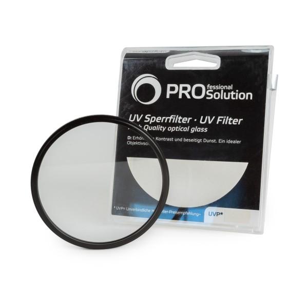 Pro Solution UV-Sperrfilter 55 mm