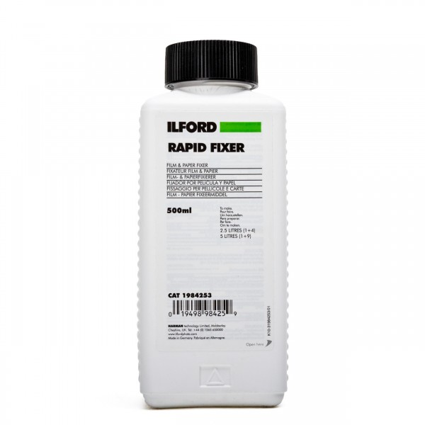 Ilford Rapid Fixer 500ml