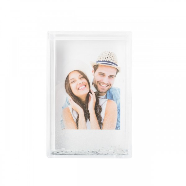 Fuji Instax Mini Magic Frame silber