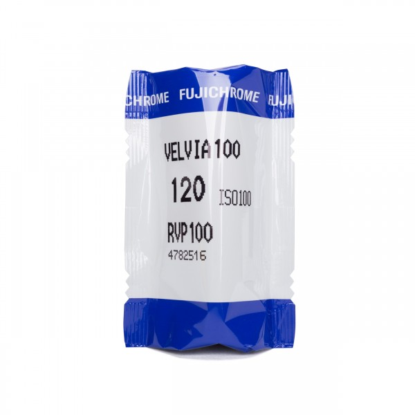 Fujifilm Velvia RVP 100 120