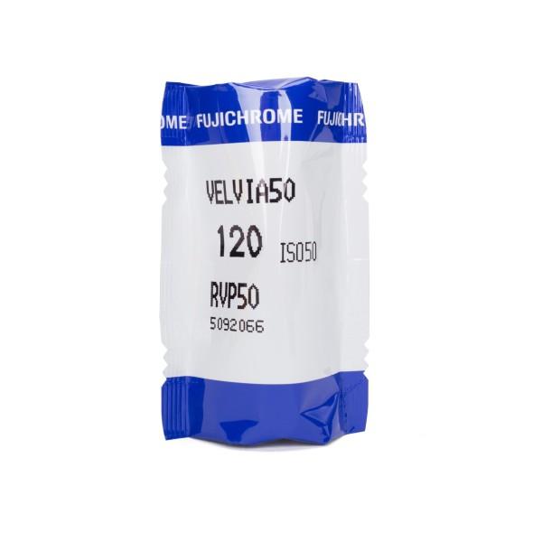 Fujifilm Velvia RVP 50 120