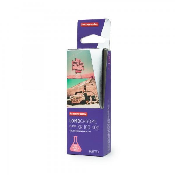Lomography Purple Pocketfilm 100-400 110-24