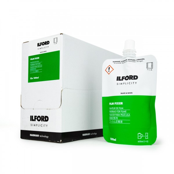 Ilford Simplicity Fixierbad Dealer 12x100ml