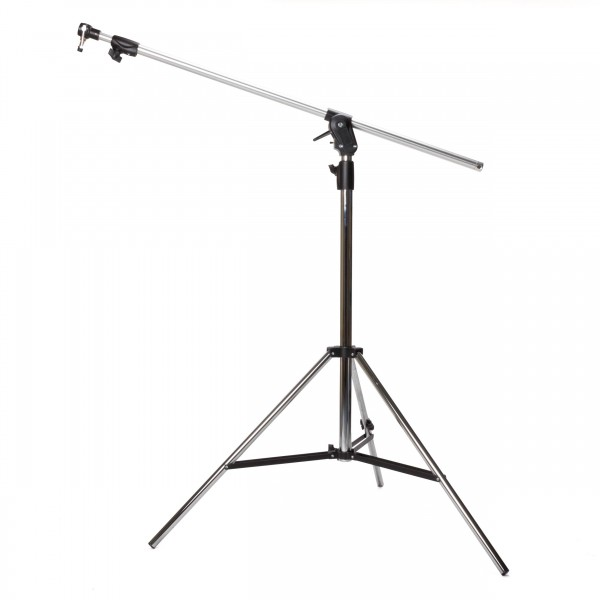 Manfrotto 420CSUNS, Combi Boom Stand HD Silber