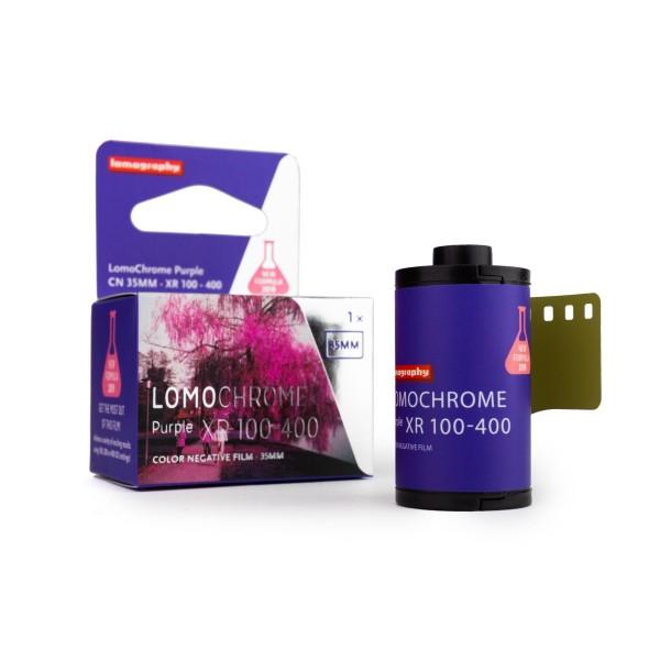 Lomography LomoChrome Purple 100-400 135-36