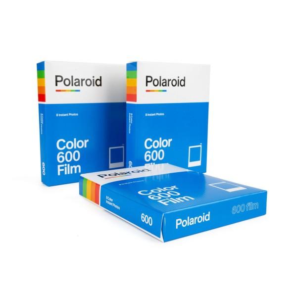 Polaroid 600 QR Flyer