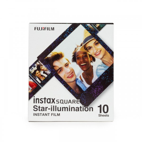 Fuji Instax Square Star-illumination Film 10 Blatt