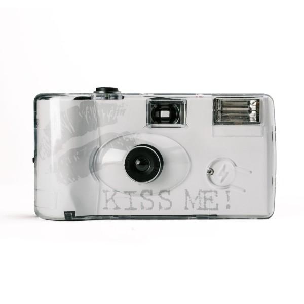 Einwegkamera Hochzeit Kiss Me 400 27