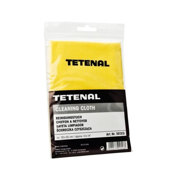 Tetenal Reinigungstuch ohne Imprägnierung 30x35cm gelb