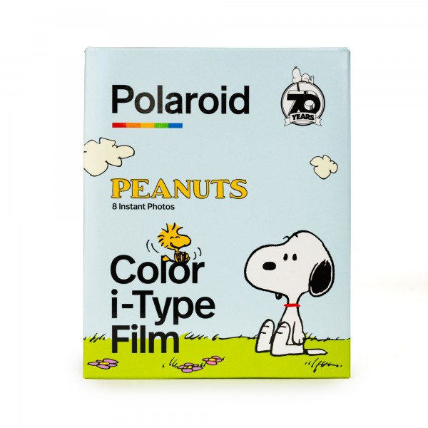 Polaroid I-Type Color - Peanuts Edition - 8 Bilder