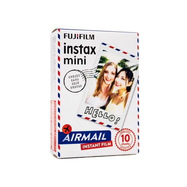 Fuji Instax Mini Airmail 10 Blatt
