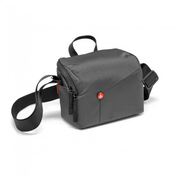 B-Ware Manfrotto Shoulder Bag Grey