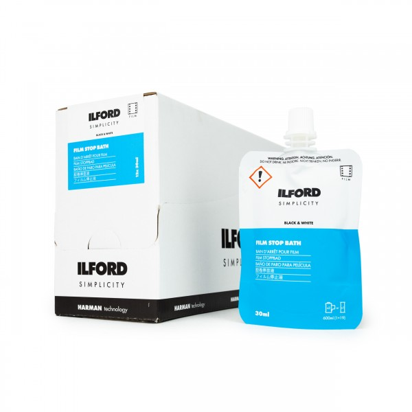 Ilford Simplicity Stoppbad Dealer 12x30ml