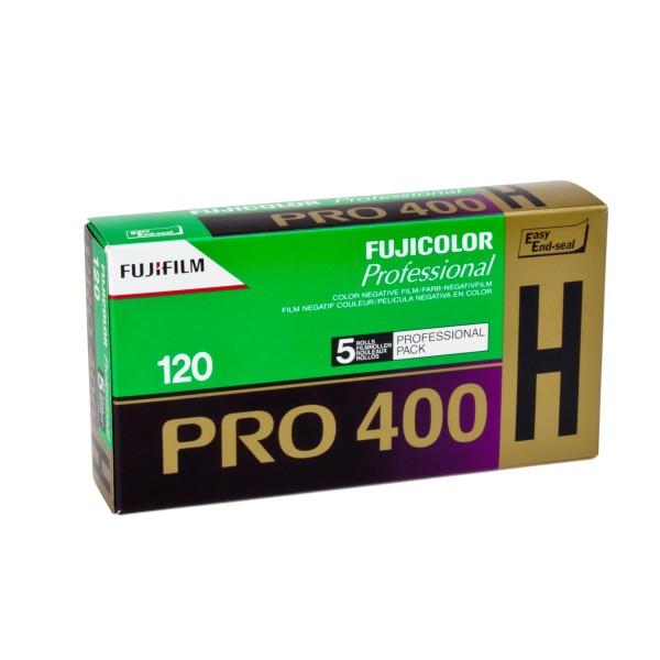 Fujifilm Pro 400H 120 5er