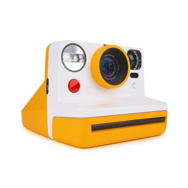 Polaroid Sofortbildamera Now Gelb (yellow)