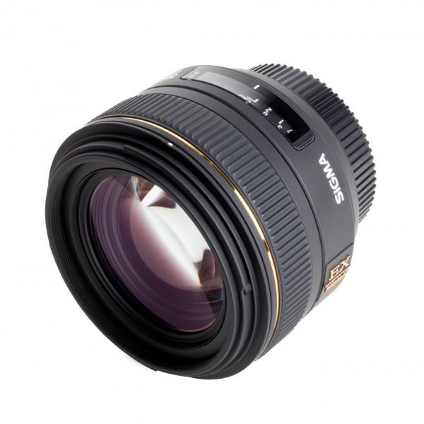 Sigma 30mm f1.4 EX DC HSM für Nikon Festbrennweite 30 mm