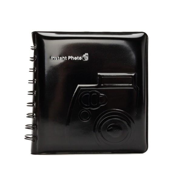 Fotoalbum Jelly für Fuji Instax Mini schwarz