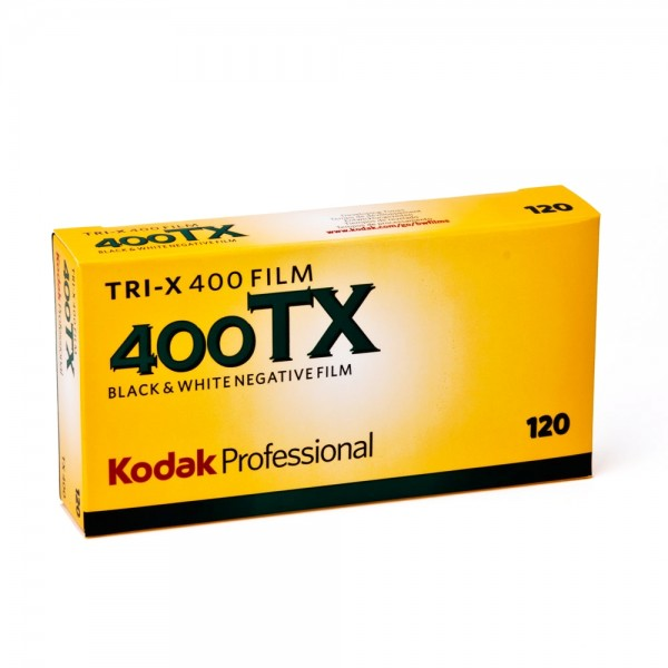 Kodak TRI-X 400 120 5er