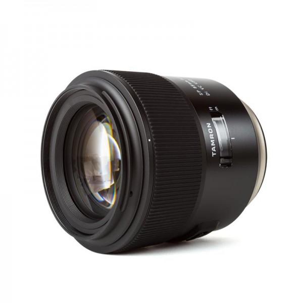 Tamron SP 85mm f1.8 Di VC USD Objektiv für Canon