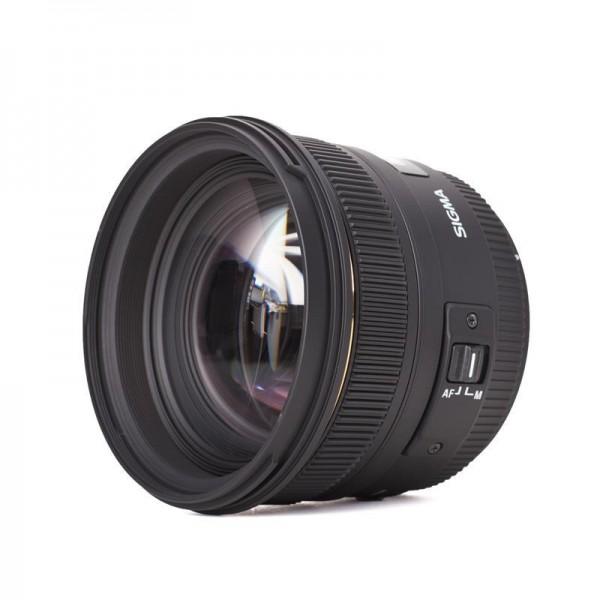 Sigma 50 mm f1.4 EX DG HSM für Canon