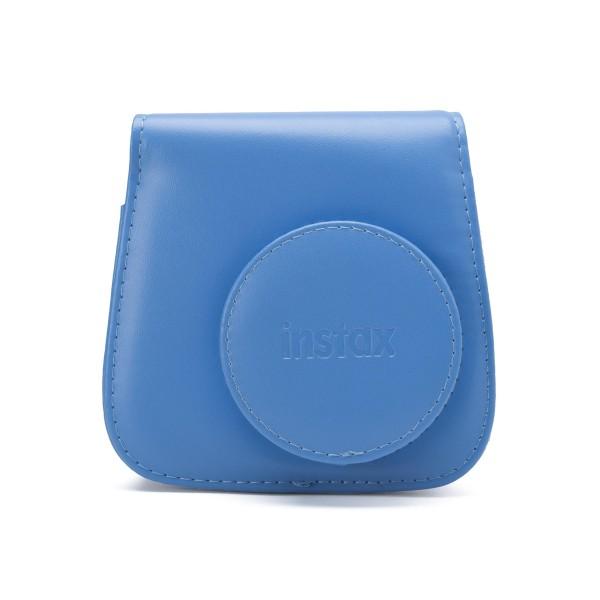Fuji Instax Mini 9 Tasche, Kunstleder cobalt blau
